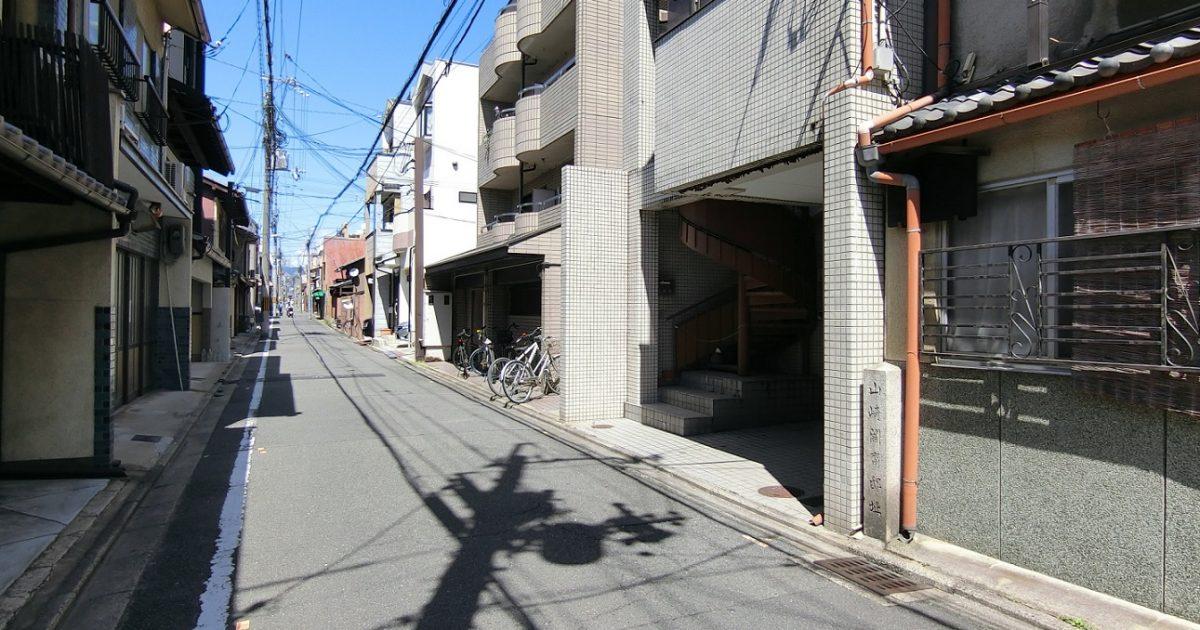上京区_立地の良いRC造3階建(築年数36年)