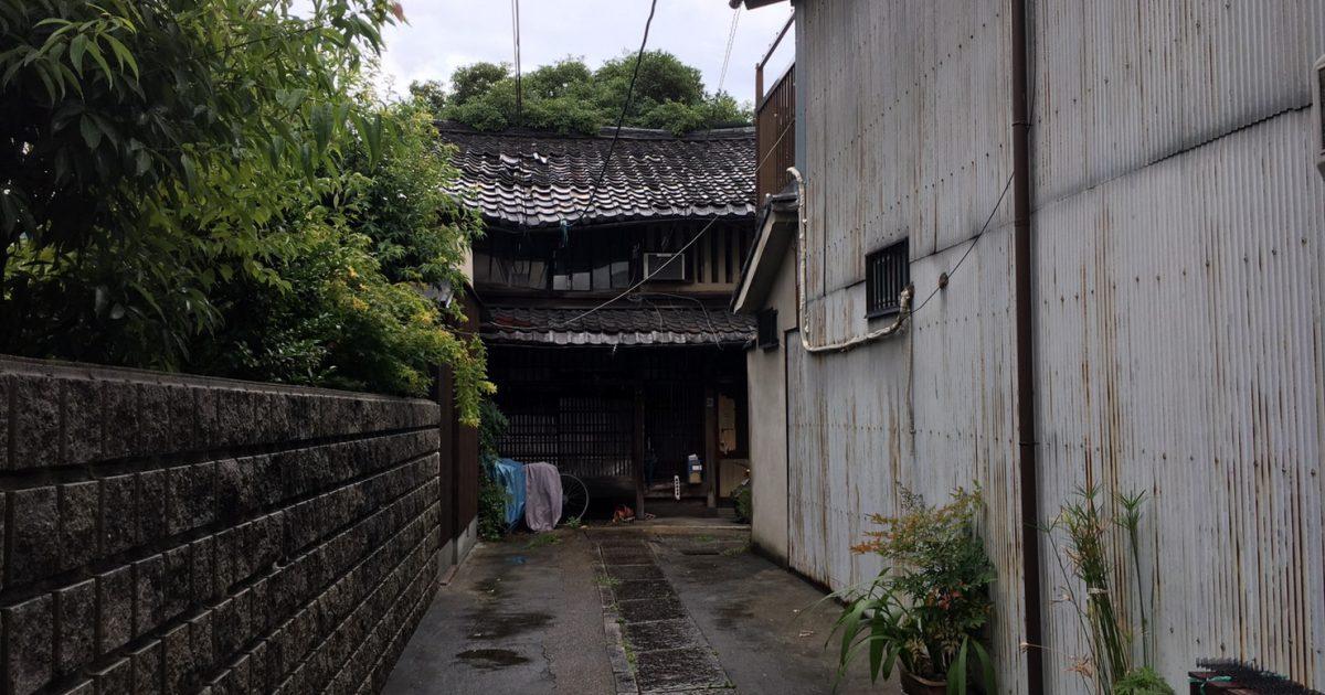下京区_瓦屋根の物件