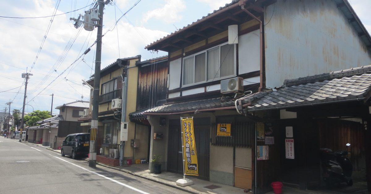 下京区_立地の良い京町家