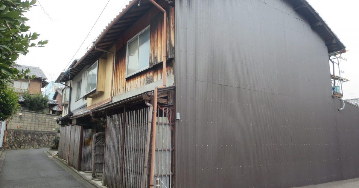 東山区_狭小の京町家
