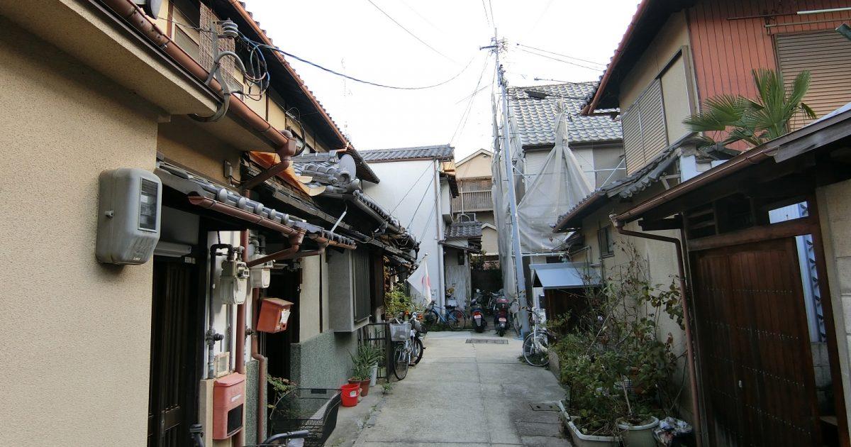 上京区_御所東の京町家