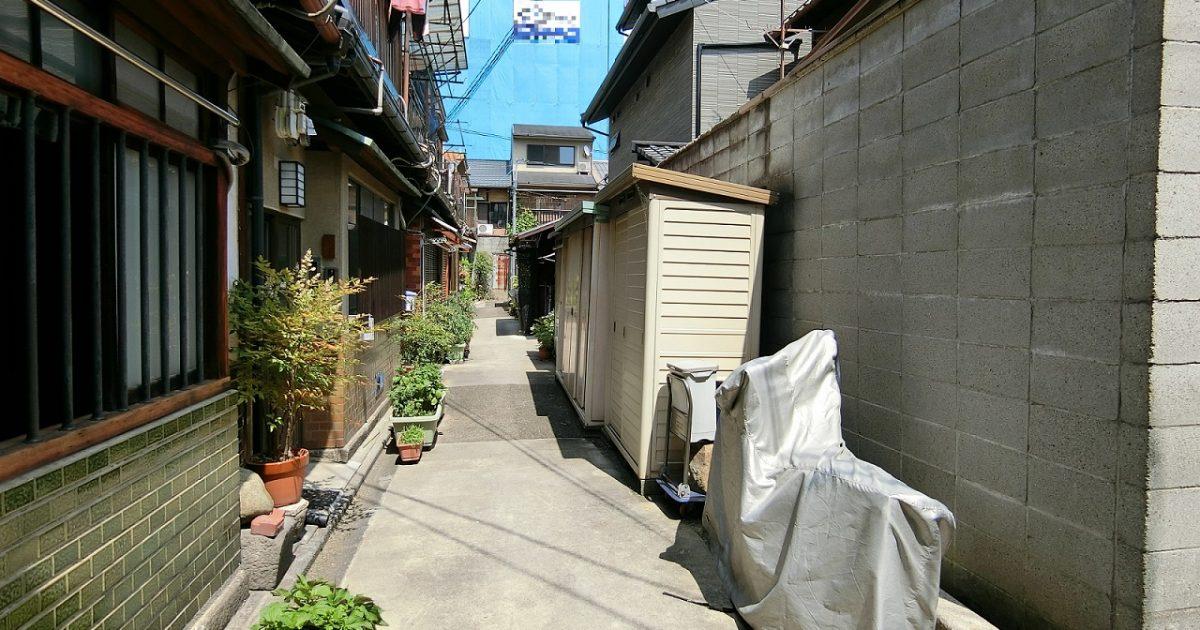 下京区_京都中心部の京町家
