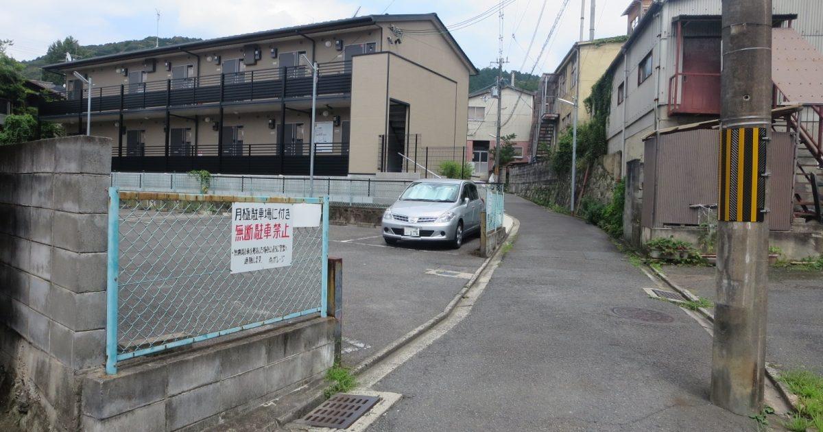 東山区_月極駐車場