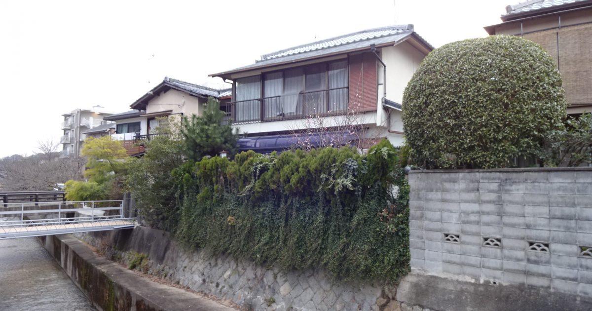 左京区_川沿いの物件