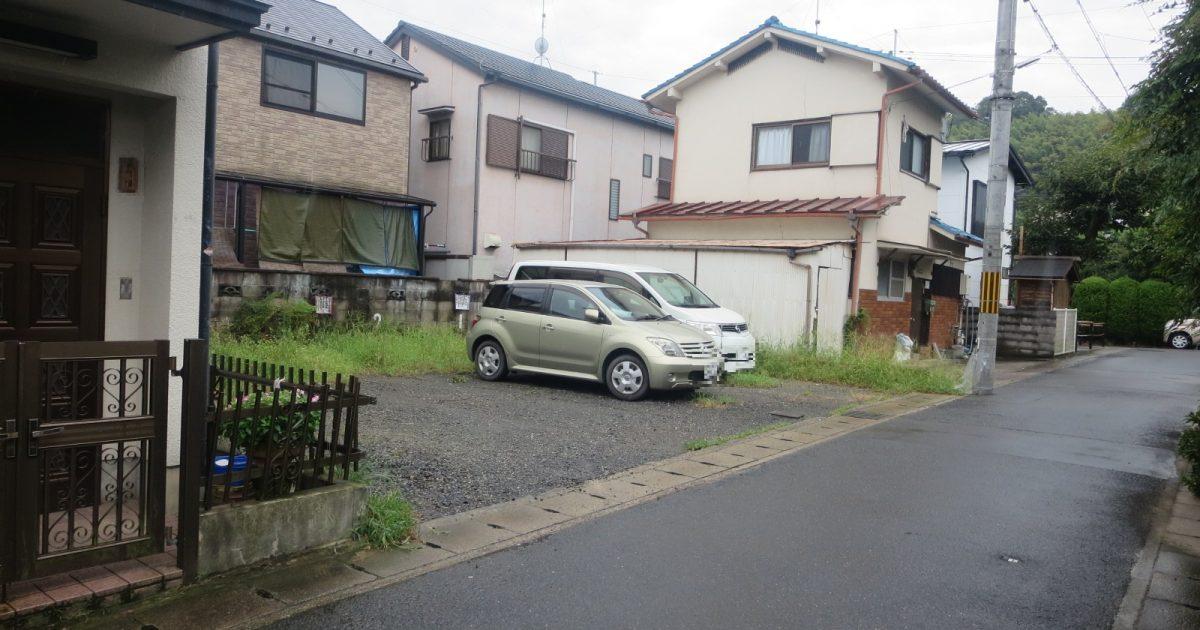 西京区_閑静な住宅街にある土地