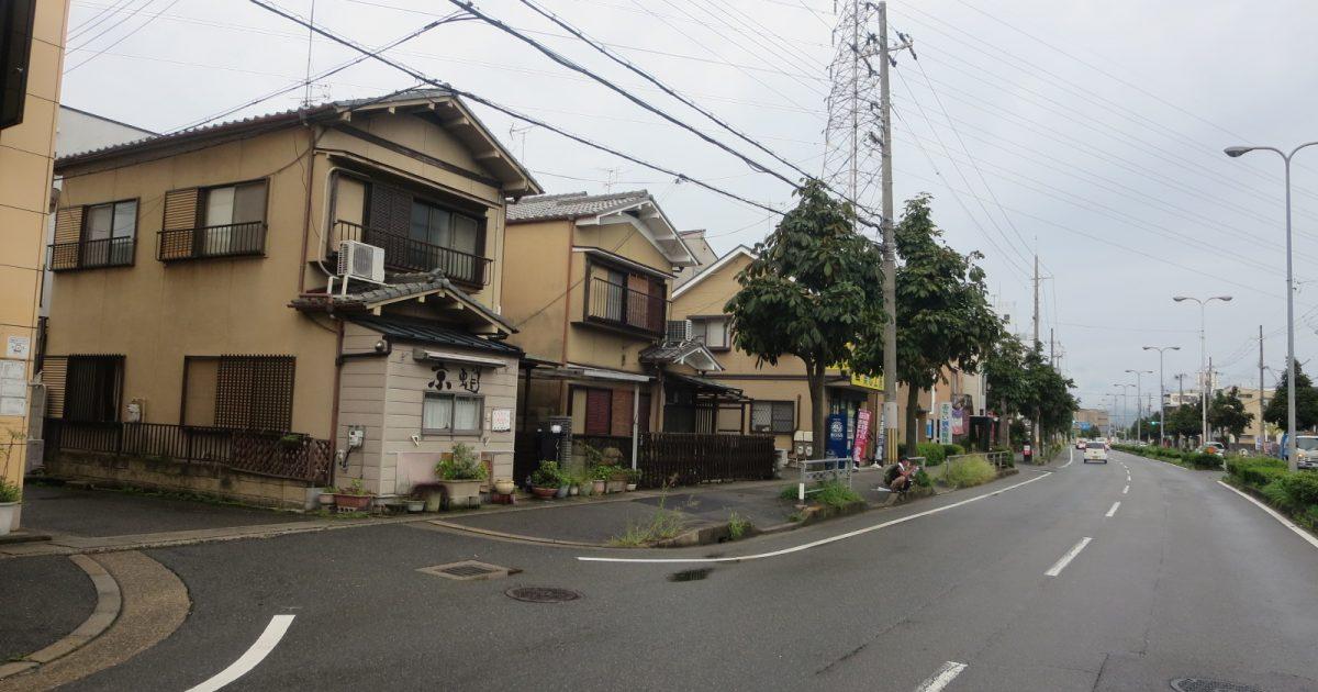 西京区_幹線道路沿いの物件