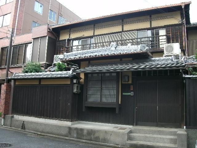 中京区_純日本建築