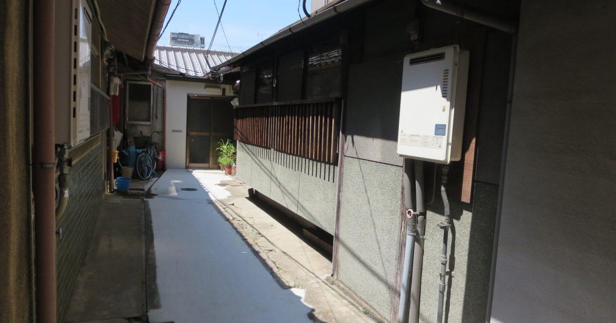 下京区_路地奥の物件